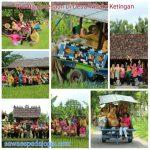 Employee Gathering Seni Budaya Di Desa Wisata