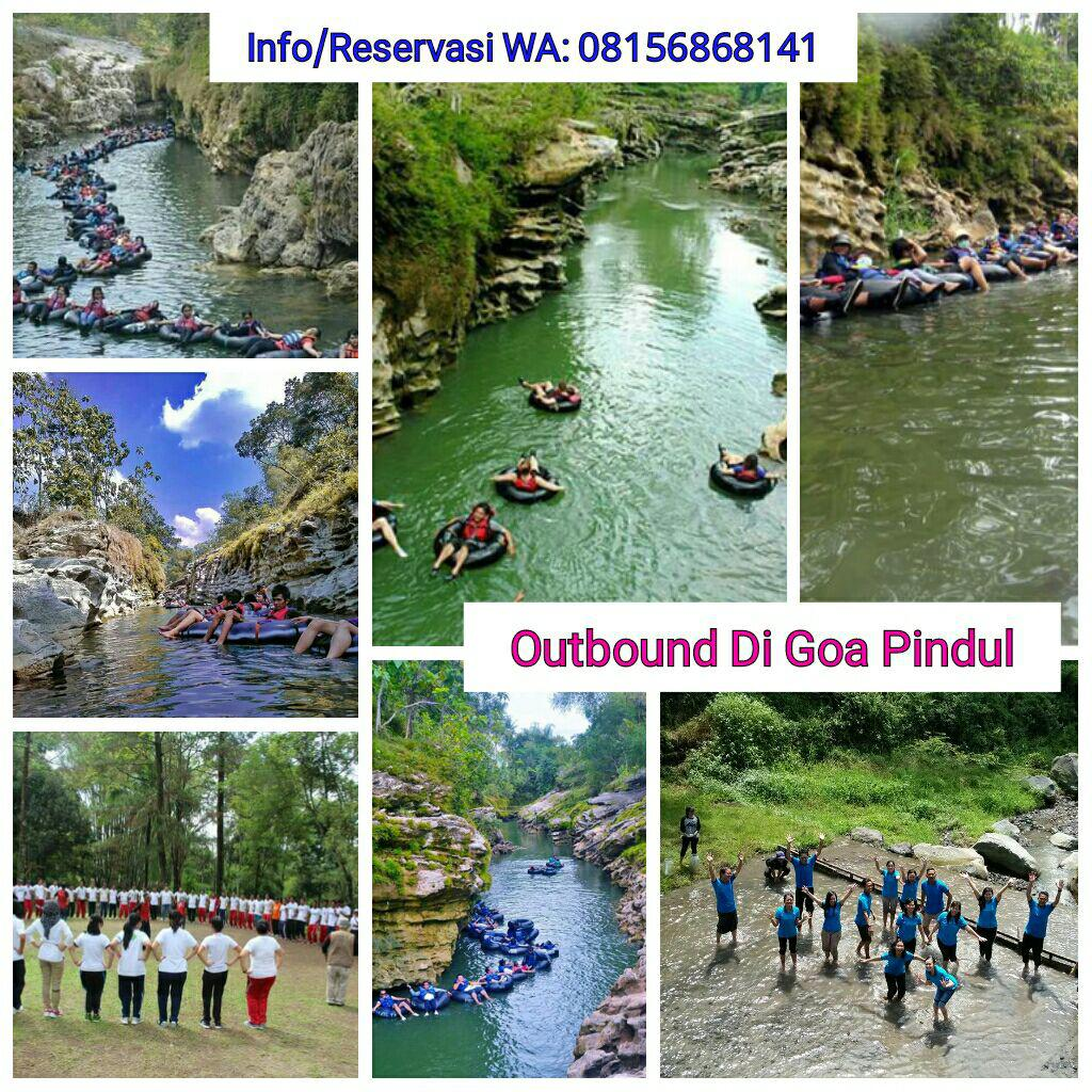 Paket Gathering Outbound di Jogja