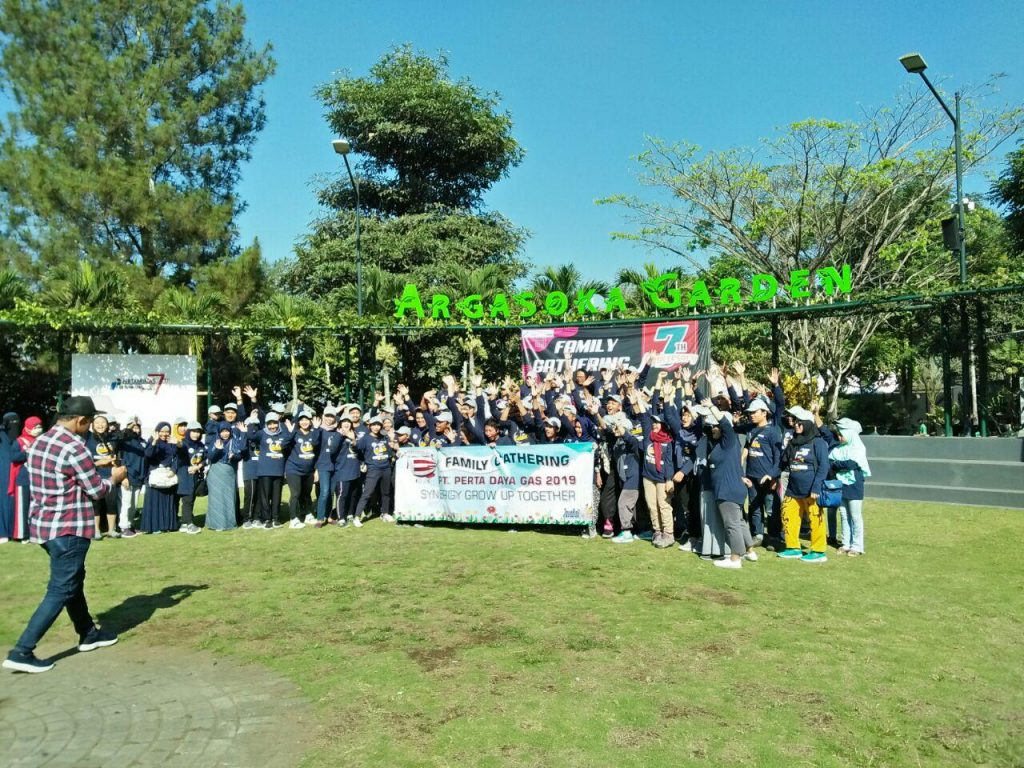Program Kegiatan Family Gathering Pertadaya Gas 2019
