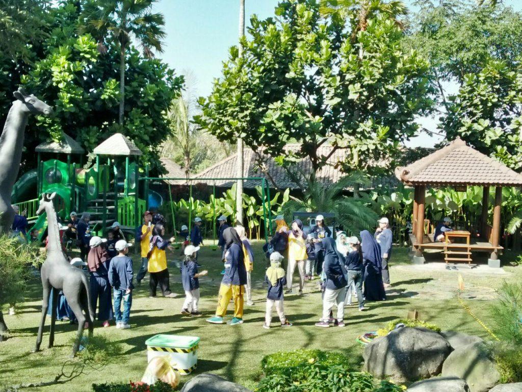 rogram Family gathering Pertadaya gas