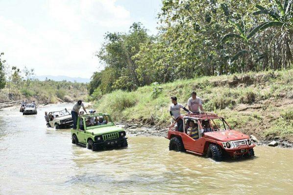 Jeep wisata pindul