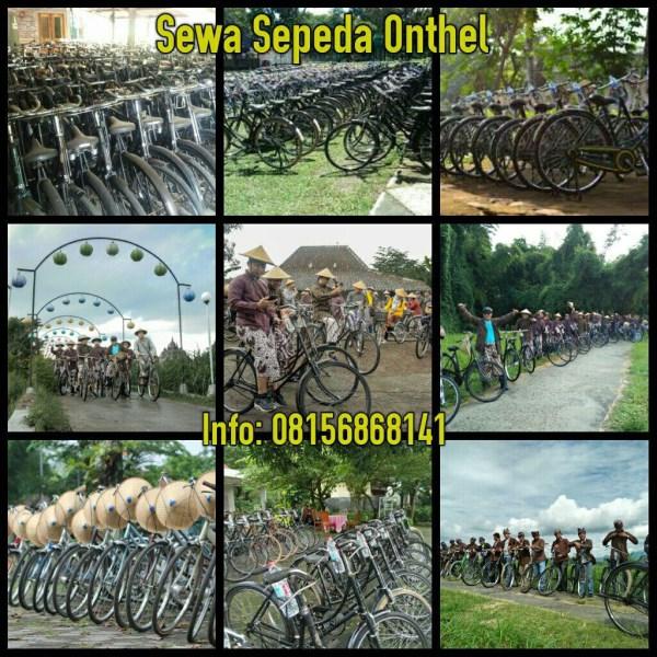 Sewa Sepeda di Jogja dan Rute Sepeda di Jogja