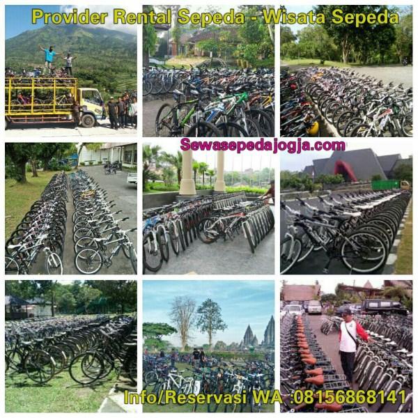Sewa Sepeda Di Jogja Untuk Wisata Gowes