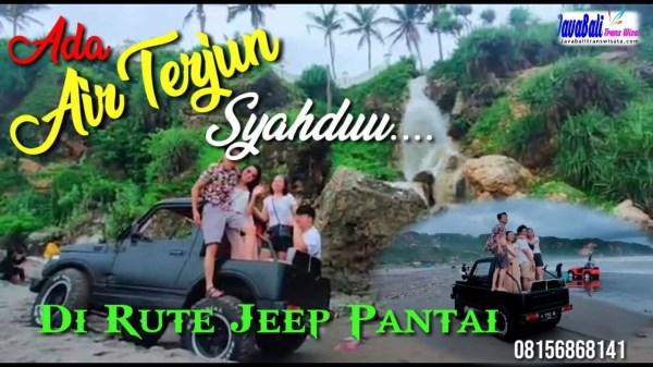 Harga, Rute, dan Fasilitas Jeep Wisata Gumuk Pasir Pantai Parangtritis