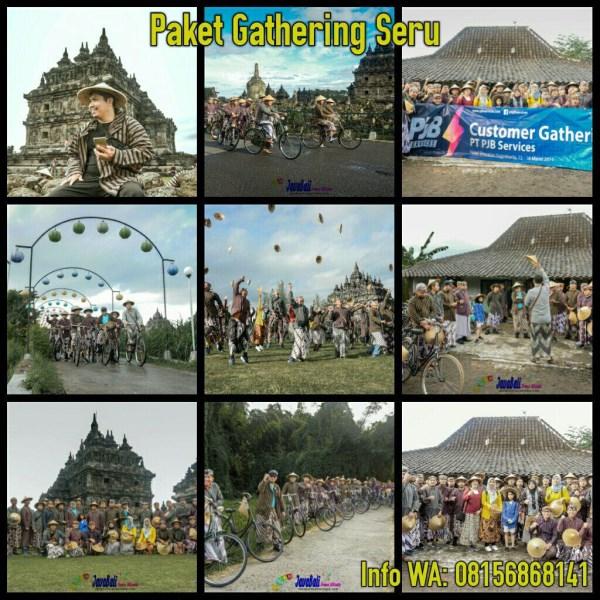 Lokasi Viral Untuk Program Gathering Perusahaan di Jogja