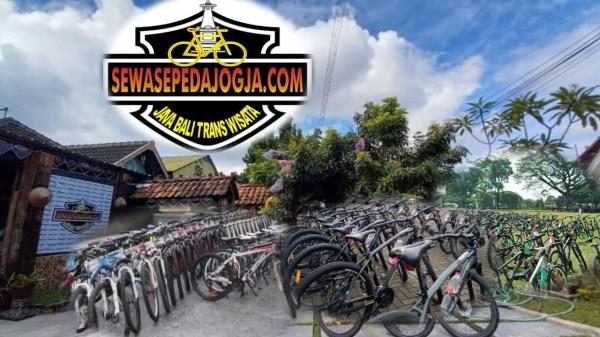 Sewa Sepeda Untuk Gathering Di Jogja