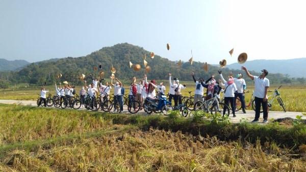 wisata Sepeda Untuk Gathering Di Jogja